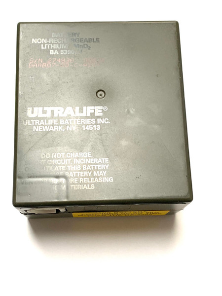 Ultralife Battery Non-Rechargeable Lithium