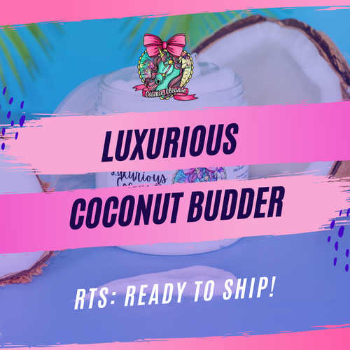 RTS Luxurious Coconut Body Creme