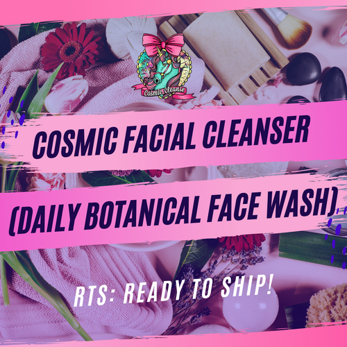 RTS Cosmic Facial Cleanser