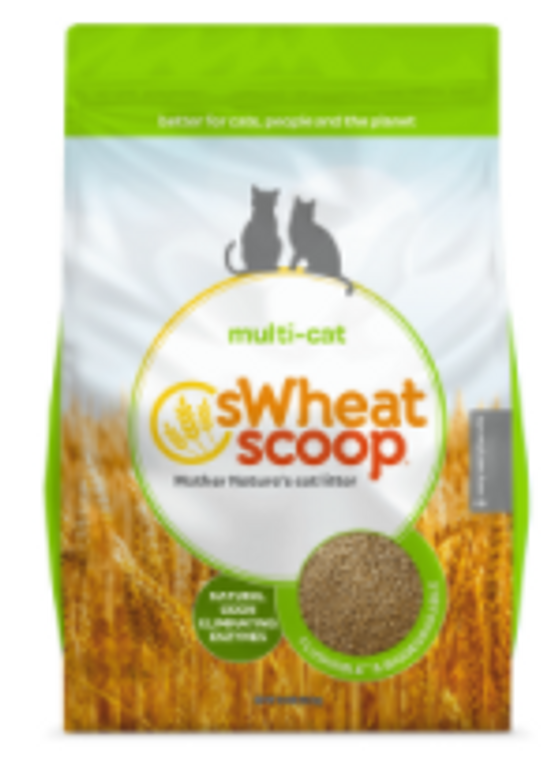 Swheat Scoop Multi Cat Litter 36lb