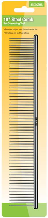 "Andis Steel Comb 10"""