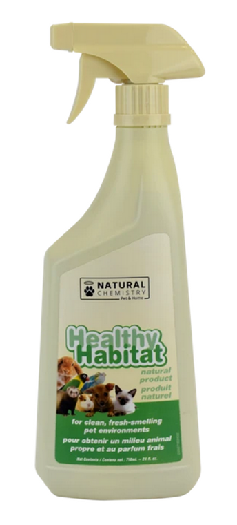 Natural Chemistry Healthy Habitat Small Animal Cleaner 24oz