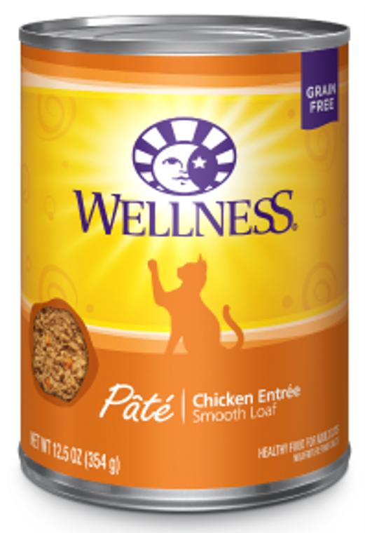 Wellness Chicken Cat Food 12.5oz