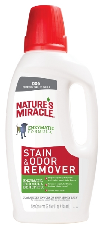32oz Nature's Miracle Stain & Odor Eliminator