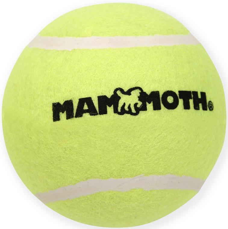 "4"" Large Mammoth Dog Tennis Ball Bulk Dog Toy"