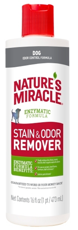 16oz Nature's Miracle Stain & Odor Eliminator