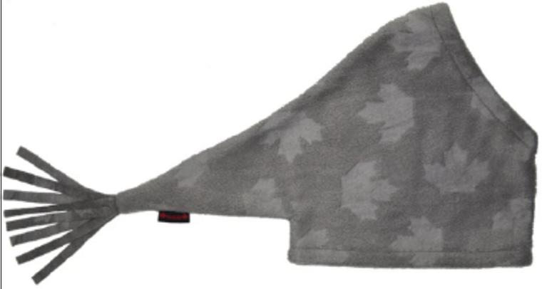 Muttluks Muttuque Fleece Lined Small Maple Grey