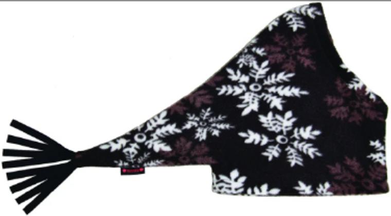 Muttluks Muttuque Fleece Lined Large Snowflake