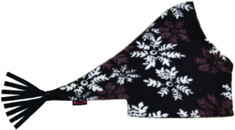 Muttluks Muttuque Fleece Lined Extra Large Snowflake