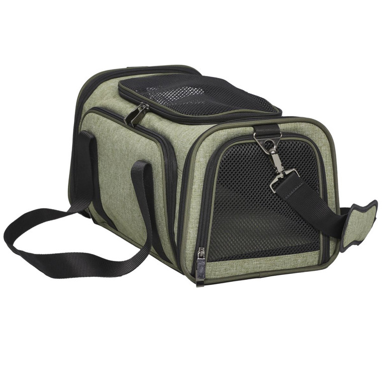 Midwest Duffy Pet Carrier Green Small