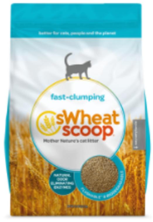 Swheat Scoop Fast Clump Cat Litter 25lb