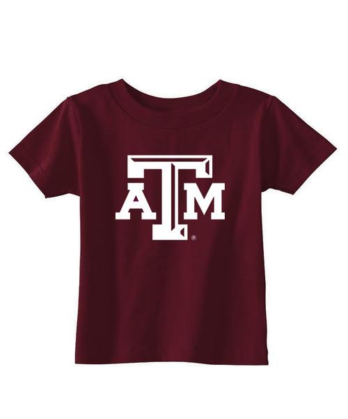 Texas A&M Aggies Maroon Infant T-Shirt