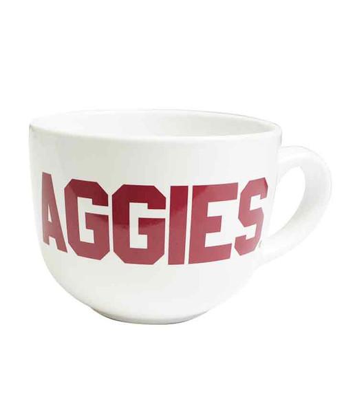 Texas A&M Aggies 16oz Latte Ceramic Mug