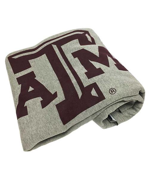 Texas A&M Aggies Oxford Stadium Blanket