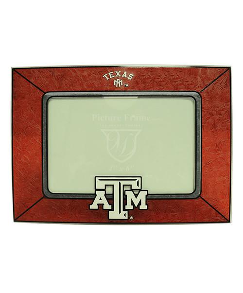 Texas A&M Aggies Horizontal 4 x 6 Frame
