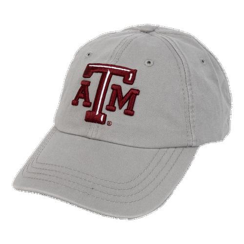 Texas A&M Aggies ATM Light Grey Twill Cap
