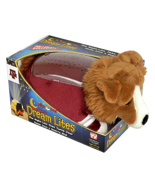 Texas A&M Aggies Team Dreamlites Pillow Pet