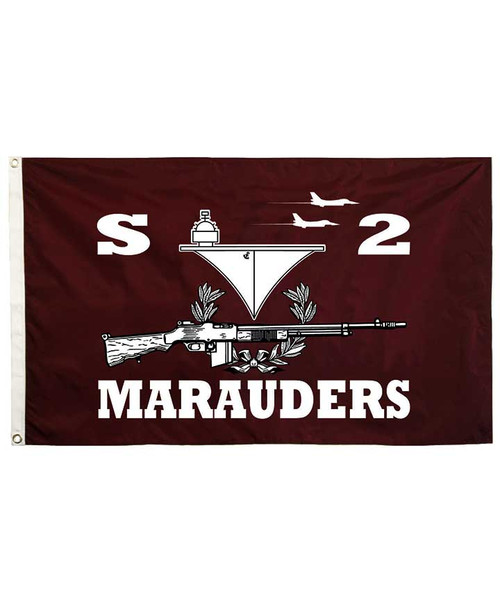 Texas A&M Corps of Cadets 3X5 S-2 Flag
