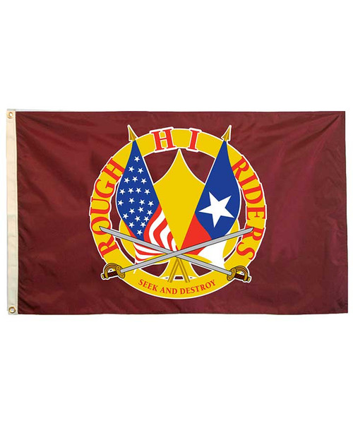 Texas A&M Corps of Cadets 3X5 H-1 Flag