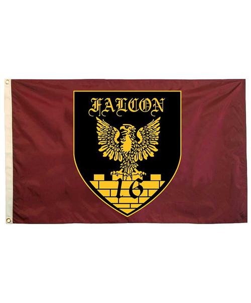 Texas A&M Corps of Cadets 3X5 SQ-16 Flag