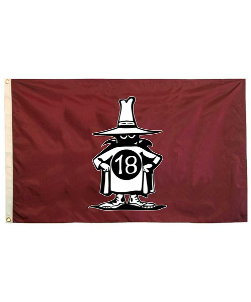 Texas A&M Corps of Cadets 3X5 SQ-18 Flag