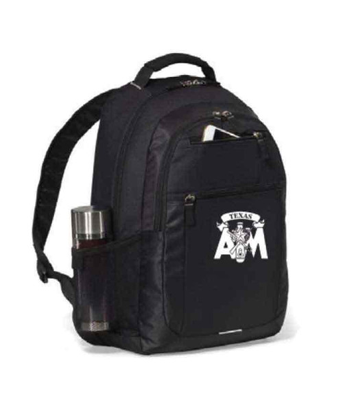 Texas A&M Aggies Corps of Cadets Backpack Black