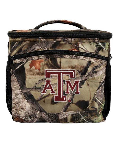 Texas A&M Aggies Camo 24 Can Cooler