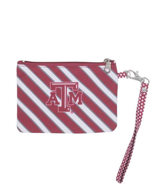 Texas A&M Aggies Wristlet