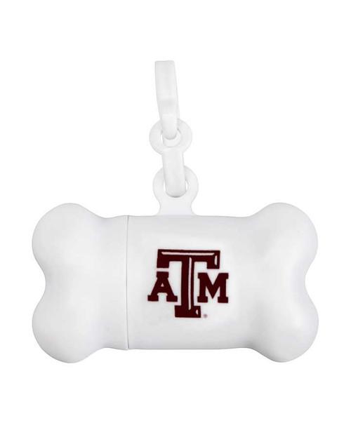 Texas A&M Aggies Pet Waste Bag Dispenser