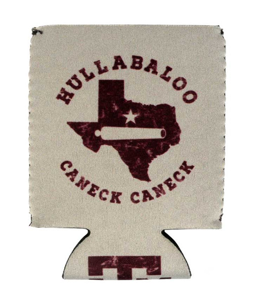 Texas A&M Collapsible Hullabaloo Cannon Koozie