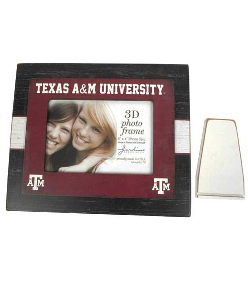 Texas A&M Aggies 3-D Photo Frame