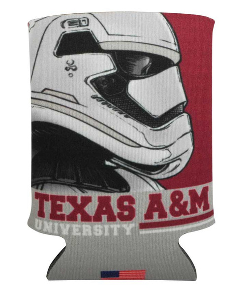 Texas A&M Star Wars Storm Trooper Can Cooler