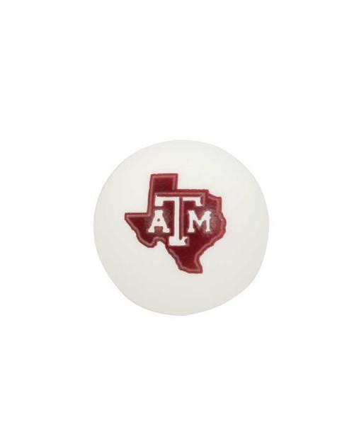 Texas A&M Aggies Ping Pong Balls 6 Pack