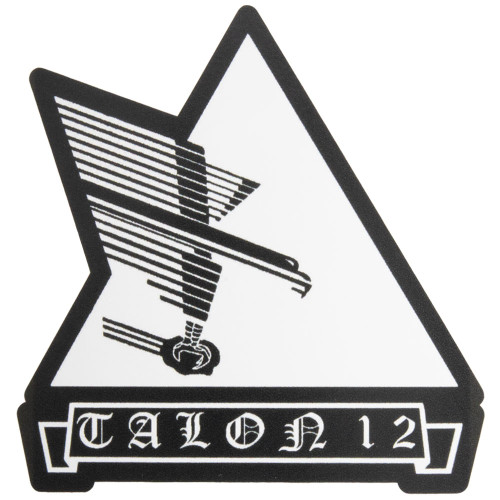 Corps of Cadets SQ-12 Car Decal