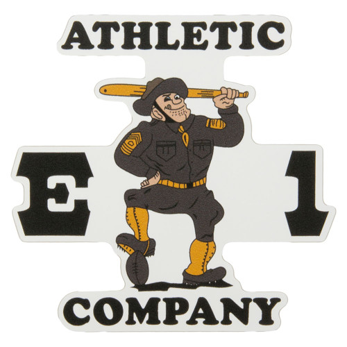 Texas A&M Corps of Cadets E-1 Car Decal