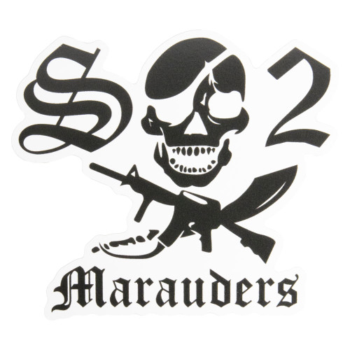 Corps of Cadets S-2 Car Decal