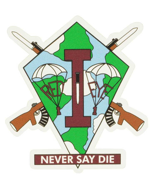 Texas A&M Corps of Cadets I-1 Car Decal