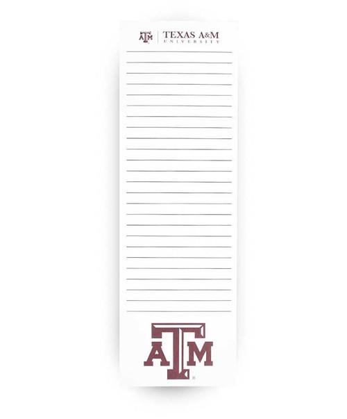 Texas A&M Aggies To Do Pad