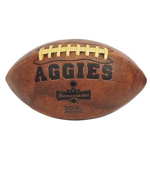 Texas A&M Full Size Vintage Football