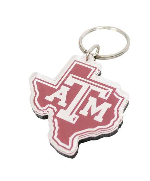 Texas A&M Aggies Premium Acrylic Key Ring