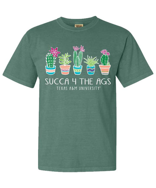 Succa 4 The AGS   Comfort Colors T-Shirt