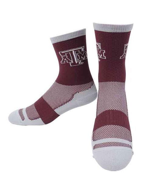 Texas A&M Aggies Performer Socks