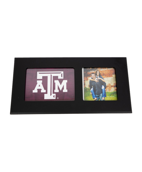 Texas A&M Aggies 8x16 Photo Frame With Colored Logo