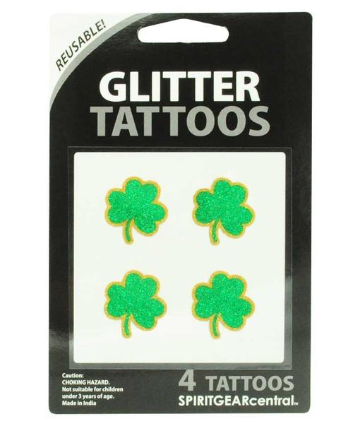 St. Patty's Day Tattoos