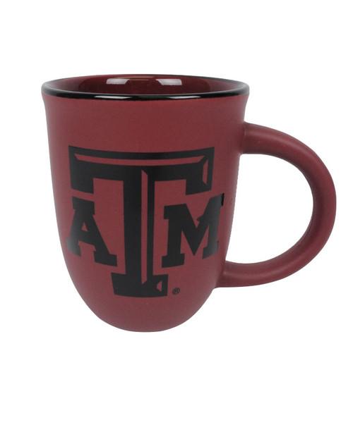 Maroon Matte ATM Kettle Mug