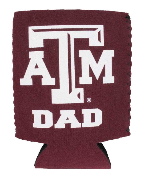 Maroon ATM Dad Koozie - Family Collection