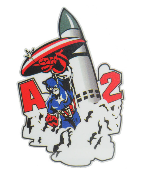 Texas A&M Corps Of Cadets A-2 Car Decal