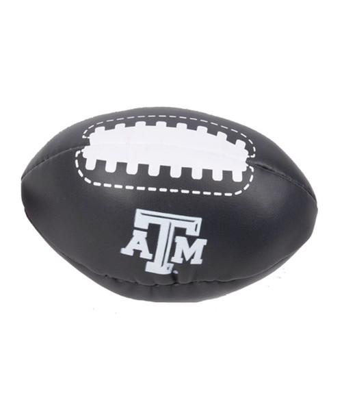 Texas A&M Aggies Logo Soft Football - Charcoal