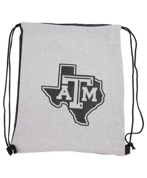 Texas A&M Aggies Lonestar Jersey Drawstring Backpack