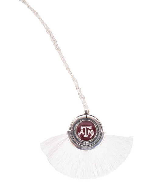 Texas A&M Aggies No Strings Attached Necklace